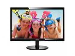 Monitor LED Philips 246V5LDSB, 24inch, 1920x1080, 1ms GTG, Black