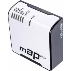 AccessPoint MikroTik mAP RouterOS L4 64MB RAM, 2xLAN