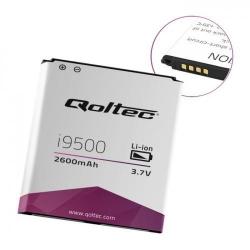 Acumulator Qoltec pentru Samsung Galaxy S4 i9500, 2600mAh