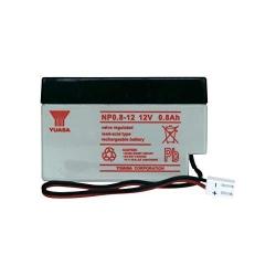 Acumulator stationar plumb acid 12V 0.8Ah L 96 x W 25 x H 61.5 Terminal JST 0.35kg