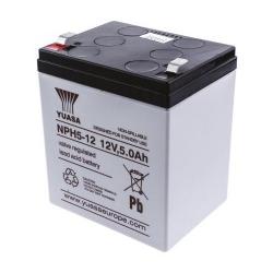 Acumulator stationar plumb acid 12V 5Ah L 90 x W 70 x H 106 Terminal F2 1.85kg