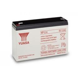 Acumulator stationar plumb acid 6V 12Ah L 151 x W 50 x H 97.5 Terminal F2 2.05kg
