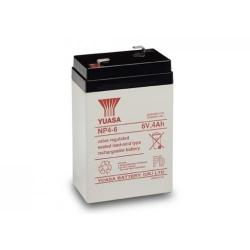 Acumulator stationar plumb acid 6V 4Ah L 70 x W 47 x H 105.5 Temrinal F1 0.87kg