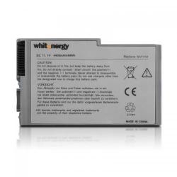 Acumulator Whitenergy 03971 pentru Dell Latitude D500, 4400mAh