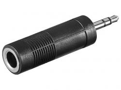 Adaptor audio 3.5mm Jack stereo tata la 6.35mm Jack stereo mama AA173-BU