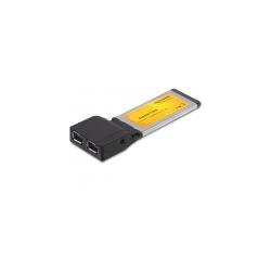 Adaptor Delock Express Card 34 mm - 2x FireWire A female