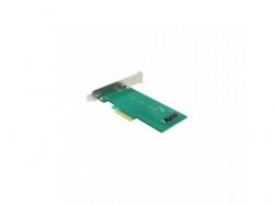 Adaptor Delock PCI Express Card - 1x internal NVMe M.2, Low Profile