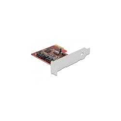 Adaptor Delock PCI Express Card - 2x internal SATA 6Gb/s