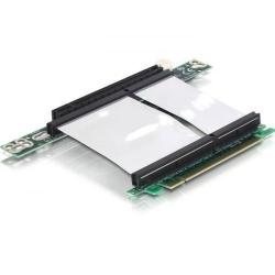Adaptor Delock Riser PCI Express Card , PCIe x16 male - PCIe x16 slot