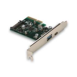Adaptor i-tec PCE2U31AC, PCIe USB 3.1 - 1x USB-C + 1x USB 3.0 + SATA