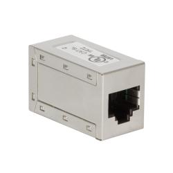 Adaptor LogiLink NP0026, RJ45-RJ45, Metallic