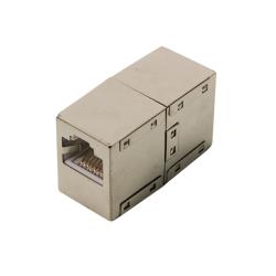 Adaptor LogiLink NP0030, RJ45-RJ45, Metallic