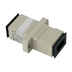 Adaptor Optic Qoltec 54138, SC/UPC