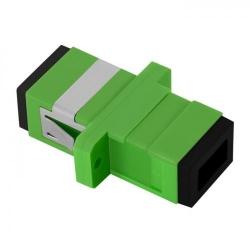 Adaptor Optic Qoltec 54140, SC/APC