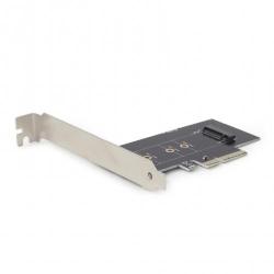 Adaptor  PCI-Express Gembird, M.2 SSD + extra low-profile bracket