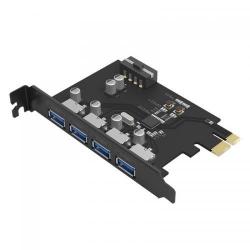 Adaptor PCI-Express Orico PME-4U, 4x USB 3.0