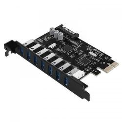 Adaptor PCI-Express Orico PVU3-7U, 7 x USB 3.0