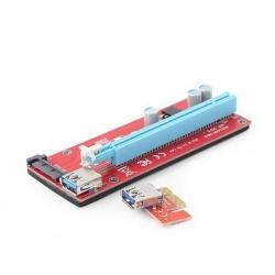 Adaptor PCI-Express Riser Gembird RC-PCIEX-05