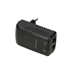 Adaptor retea Extralink EX.14954, POE, 1A, 12W, Black
