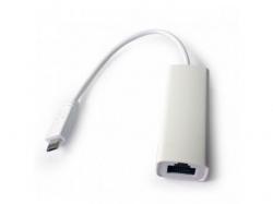 Adaptor retea Gembird, Rj45 - micro USB 2.0, White