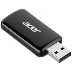 Adaptor Wireless Acer, USB, Black