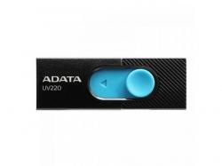 Stick Memorie AData UV220 8GB, USB 2.0, Black-Blue