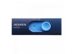 Stick Memorie AData UV220 8GB, USB 2.0, Navy-Royal blue