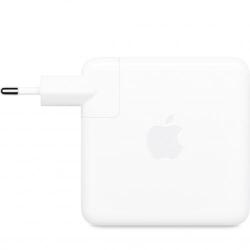 Alimentator Apple MNF82Z/A, 87W, USB-C, White