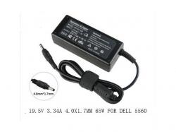 Alimentator SMPS AC/DC 19,5V 3,34A (3340mA) cu mufa 4,0x1,7mm Dell PSUP-AC-19,5/65W4017-BU