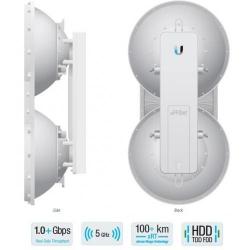 Antena Ubiquiti airFiber 5U 5.7 - 6.2GHz Point-to-Point 1+Gbps Radio
