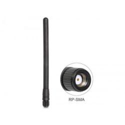 Antena ZigBee 868 MHz mufa RP-SMA 2 dBi fixa - Delock 88688