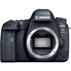 Aparat foto D-SLR Canon EOS 6D MARK II, 26.2MP, Black