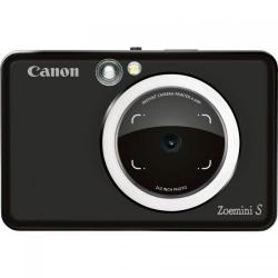 Aparat foto instant Canon Zoemini S, 8MP, Black