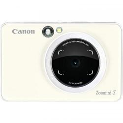 Aparat foto instant Canon Zoemini S, 8MP, White