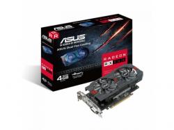 Placa video Asus nVidia Radeon RX 560 EVO 4GB, DDR5, 128bit