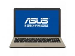 Laptop ASUS VivoBook 15 X540NA-GO034, Intel Celeron N3350, 15.6inch, RAM 4GB, HDD 500GB, Intel HD Graphics 500, Endless OS, Chocolate Black