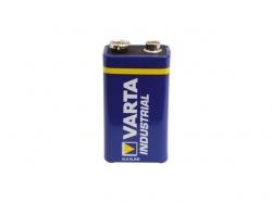 Baterie alcalina 6LR61 (9V) 4022 Varta (Industrial) BAT-6LR61-IND-BU-VAR