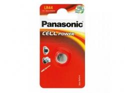 Baterie Panasonic Cell Power Alkaline, 1x LR44/A76, Blister
