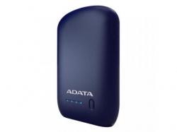 Baterie portabila ADATA P10050, 10050mAh, 2x USB, Dark Blue