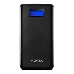 Baterie portabila ADATA S20000D, 20000mAh, 2x USB, Black