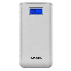 Baterie portabila ADATA S20000D, 20000mAh, 2x USB, White
