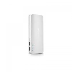 Baterie portabila Canyon CNE-CPB130W, 13000mAh, 2x USB, White
