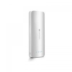 Baterie portabila Canyon CNE-CPB156W, 15600mAh, 2x USB, White