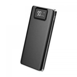 Baterie portabila Hame P45, 10000mAh, 2x USB, Black