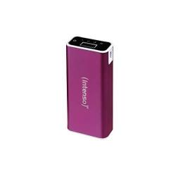 Baterie portabila Intenso A5200, 5200mAh, 1x USB, Pink