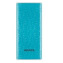 Baterie portabila P10000 ADATA, 10000mAh, 2x USB, Blue