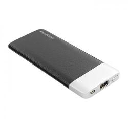 Baterie portabila Qoltec 51997, 6000mAh, 1x USB, Black