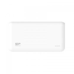 Baterie portabila Silicon Power S150, 15000mAH, 2x USB, White