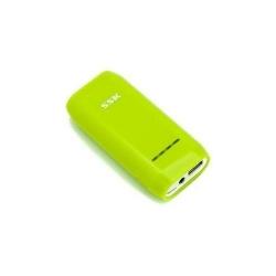 Baterie portabila SSK SRBC533, 4000mAh, 1xUSB, Green