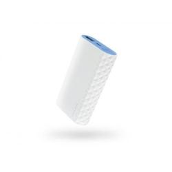 Baterie portabila TP-Link, 5200mAh, 1x USB, White-Blue